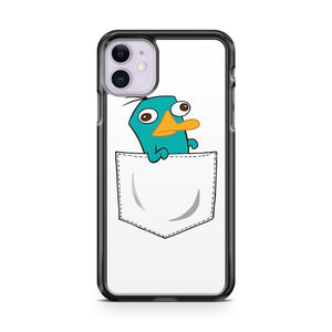 Perry The Platypus Pocket iPhone 11 Case Cover