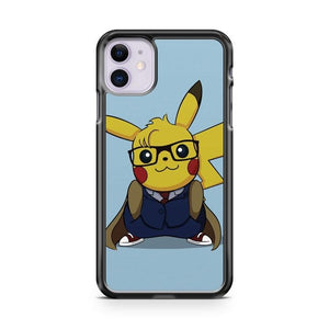 Pikawho Funny Pikachu iPhone 11 Case Cover