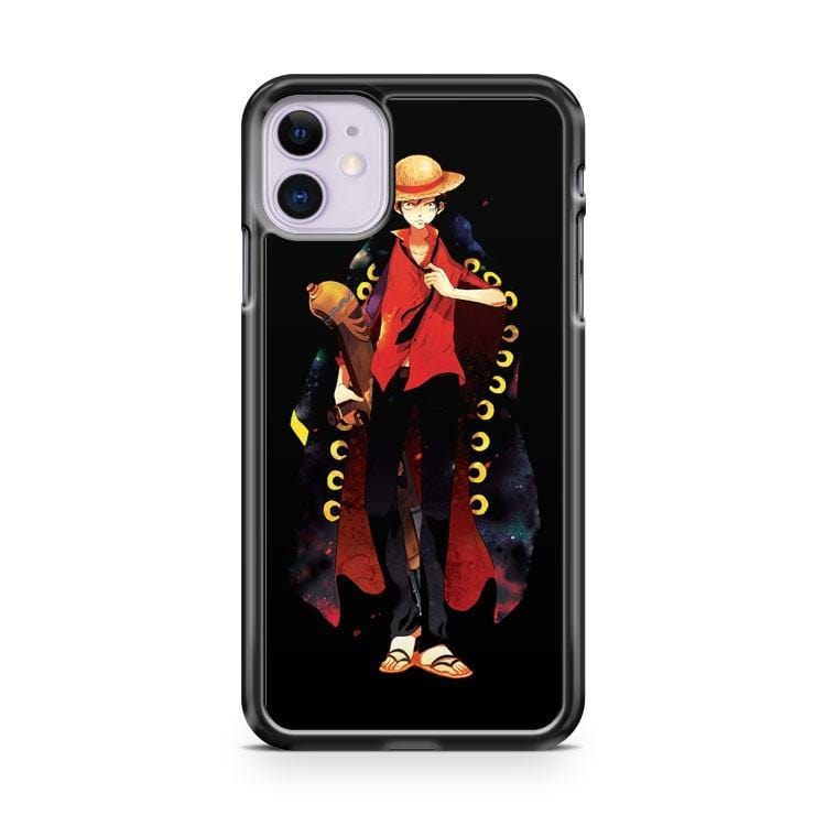 Pirate King One Piece Anime iPhone 11 Case Cover