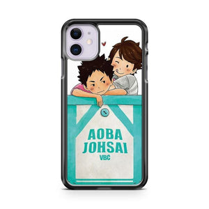 Pocket Iwaoi iPhone 11 Case Cover