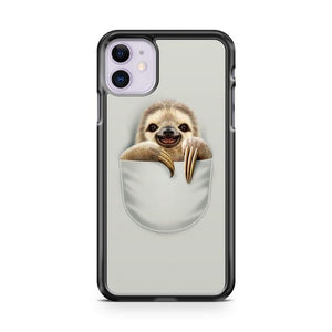 Pocket Sloth iPhone 11 Case Cover