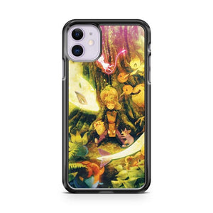 Pokemon Forest iPhone 11 Case Cover