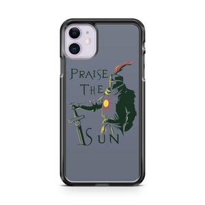 Praise The Sun 3 iPhone 11 Case Cover