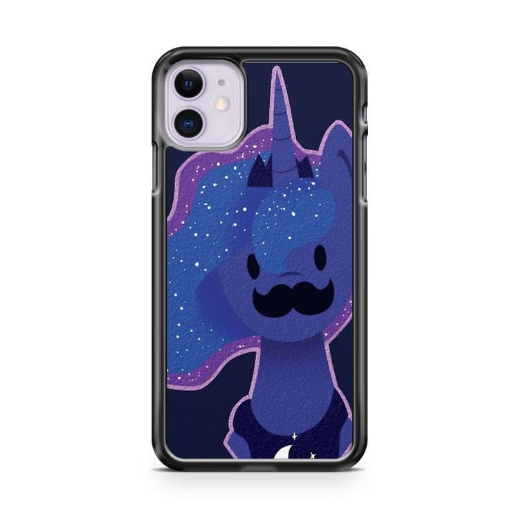 Royal Mustache iPhone 11 Case Cover