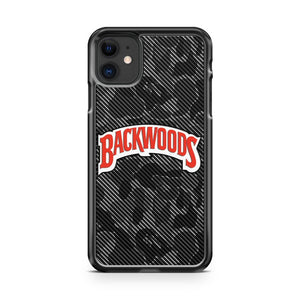 Backwoods Bape Camo Carbon iPhone 11 Case Cover