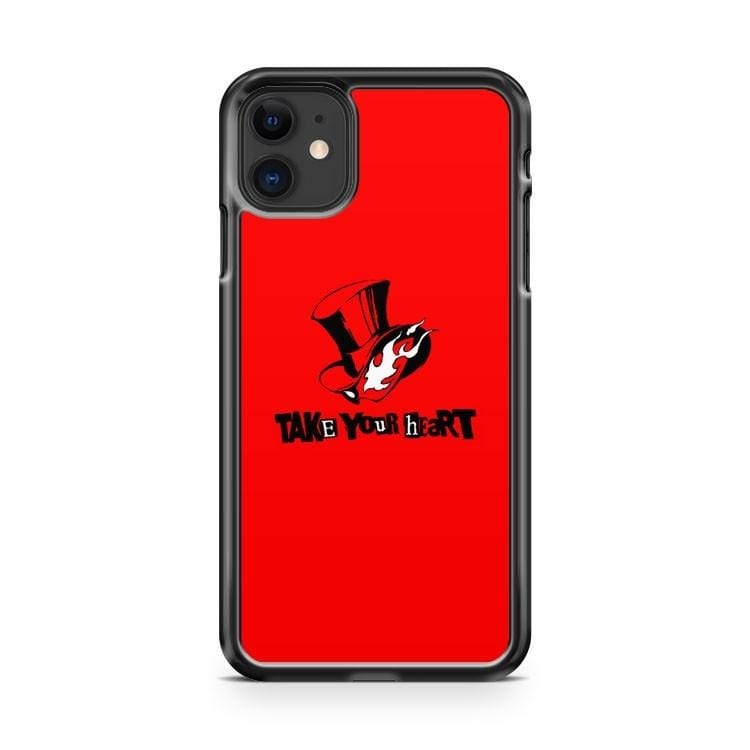 Persona 5 Take Your Heart iPhone 11 Case Cover