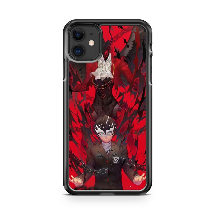 Persona Anime Game iPhone 11 Case Cover