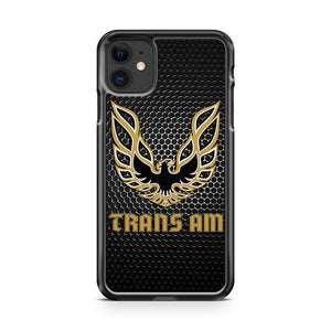 Pontiac Firebird Trans Am Vintage Muscle Car Smokey And The Bandit iPhone 11 Case Cover