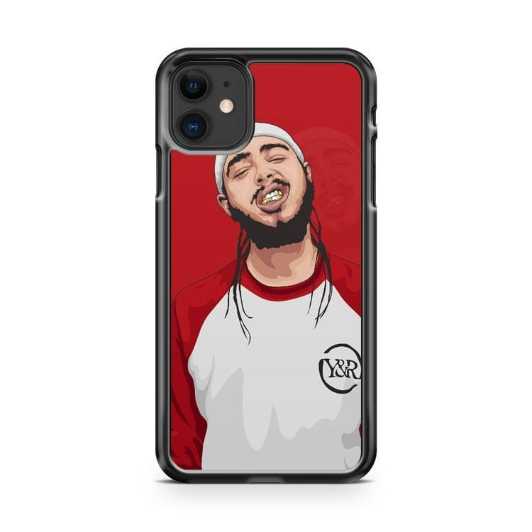 Post Malone Art iPhone 11 Case Cover