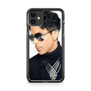 Prince Iconic Singer Rock Star iPhone 11 Case Cover