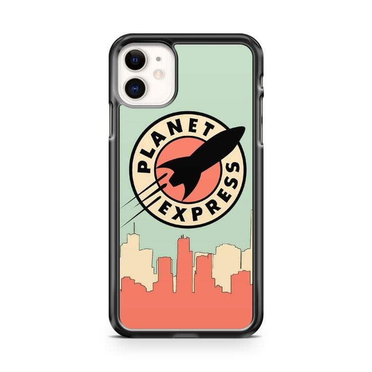 Planet Express The Infosphere iPhone 11 Case Cover