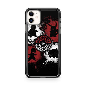 Pokemon Kanji Monsters iPhone 11 Case Cover