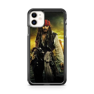 Pirates Of The Caribbean Depp iPhone 11 Case Cover