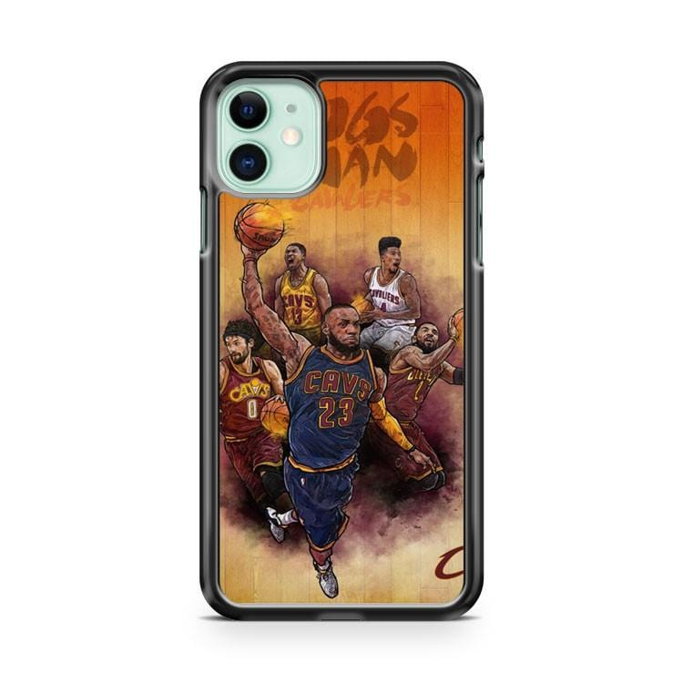 Kings Man Cavaliers iPhone 11 Case Cover