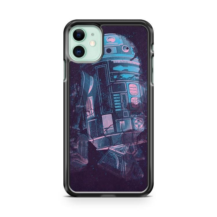 R2 D2 Star Wars iPhone 11 Case Cover