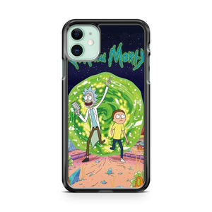 Rick And Morty Season 2 iPhone 11 Case Cover