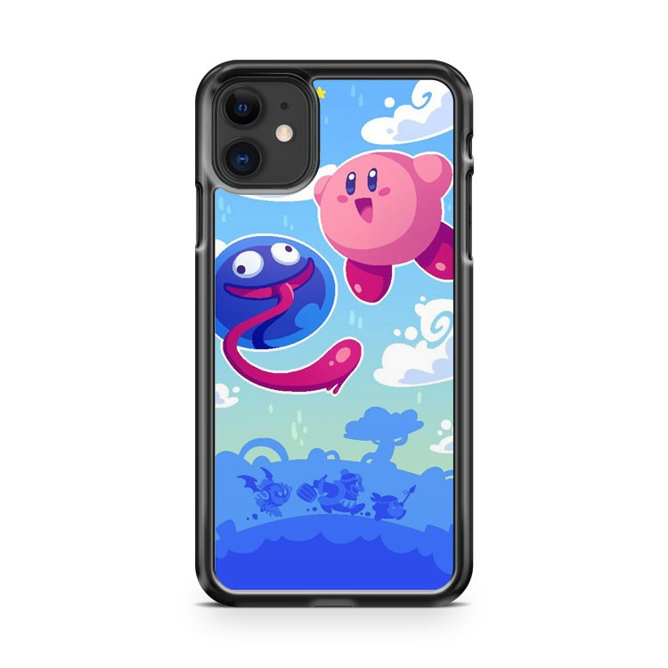Kirby 18 iPhone 11 Case Cover