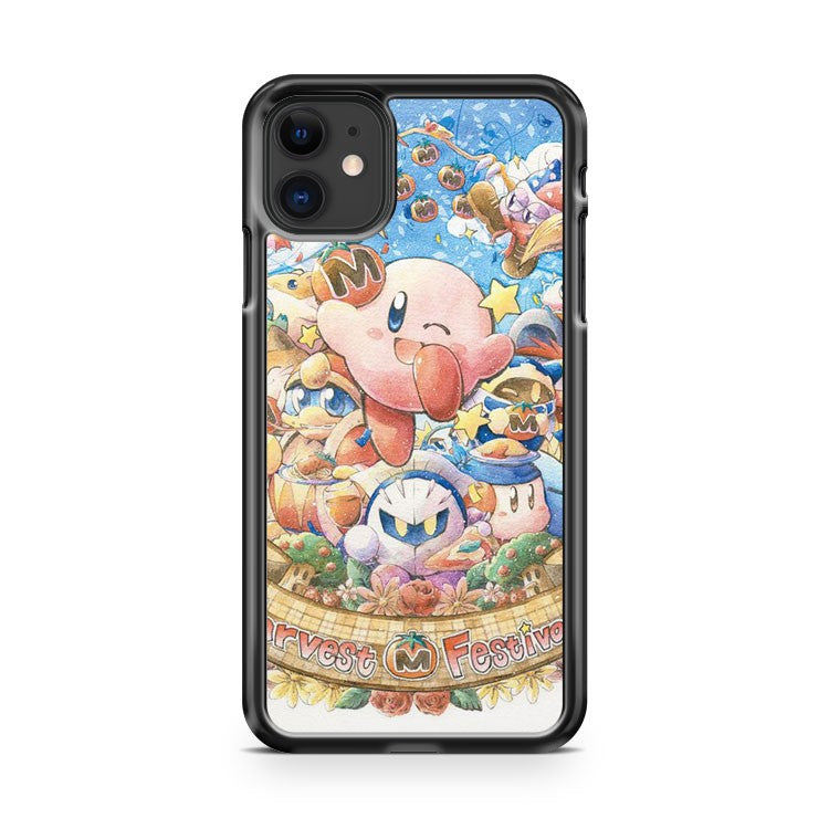 Kirby 19 iPhone 11 Case Cover