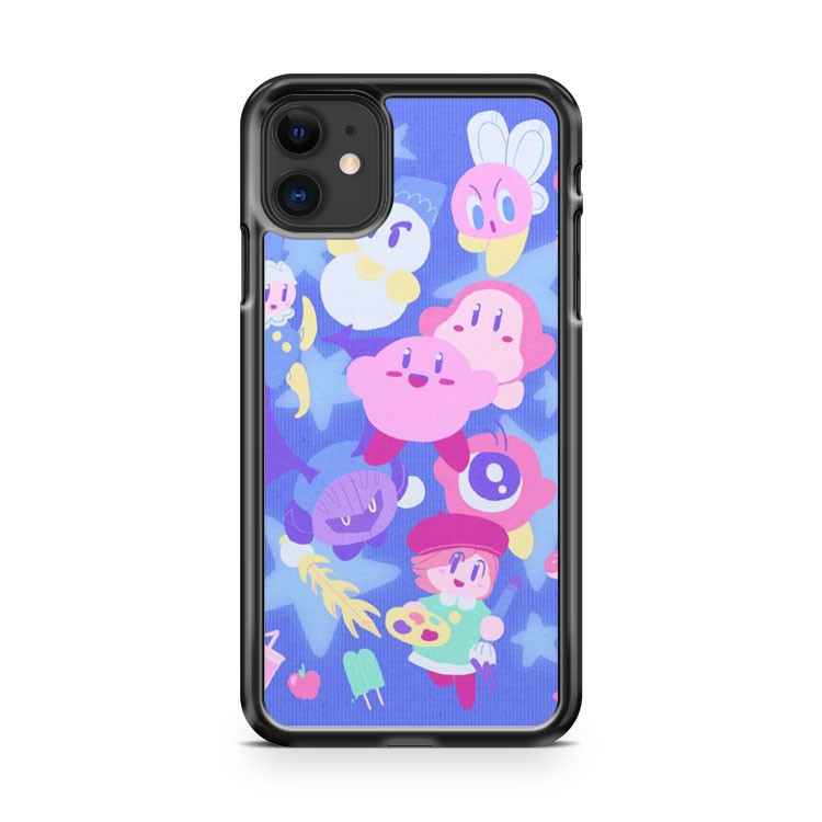 Kirby 11 iPhone 11 Case Cover
