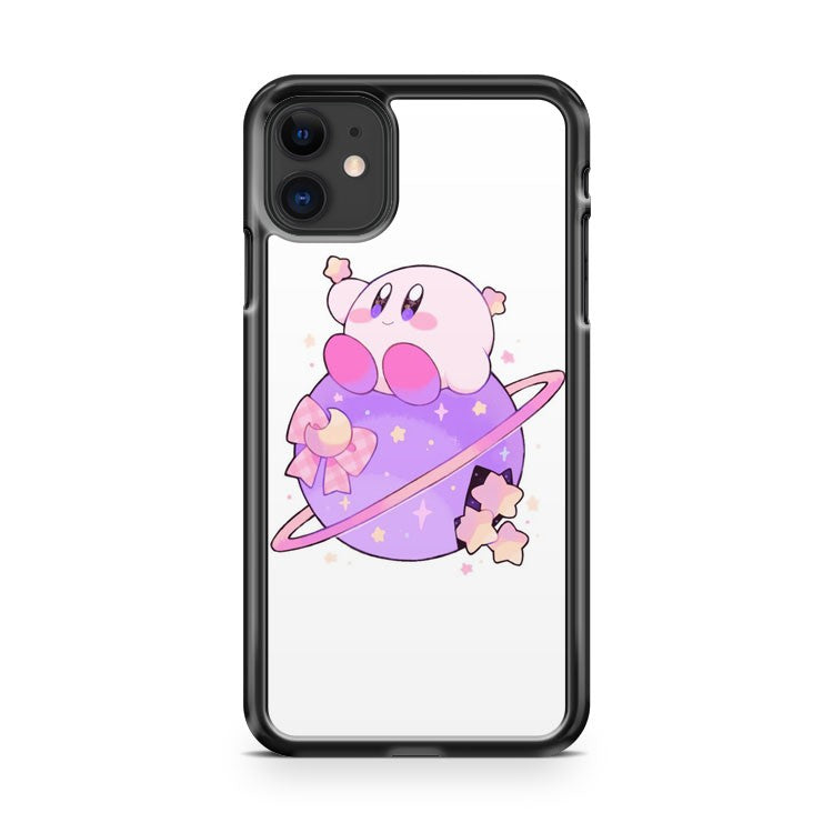 Kirby 12 iPhone 11 Case Cover