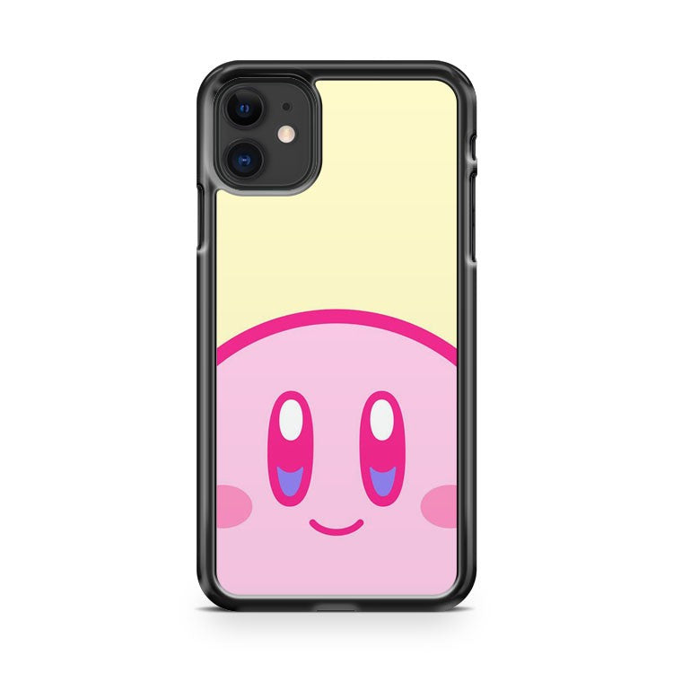 Kirby 15 iPhone 11 Case Cover