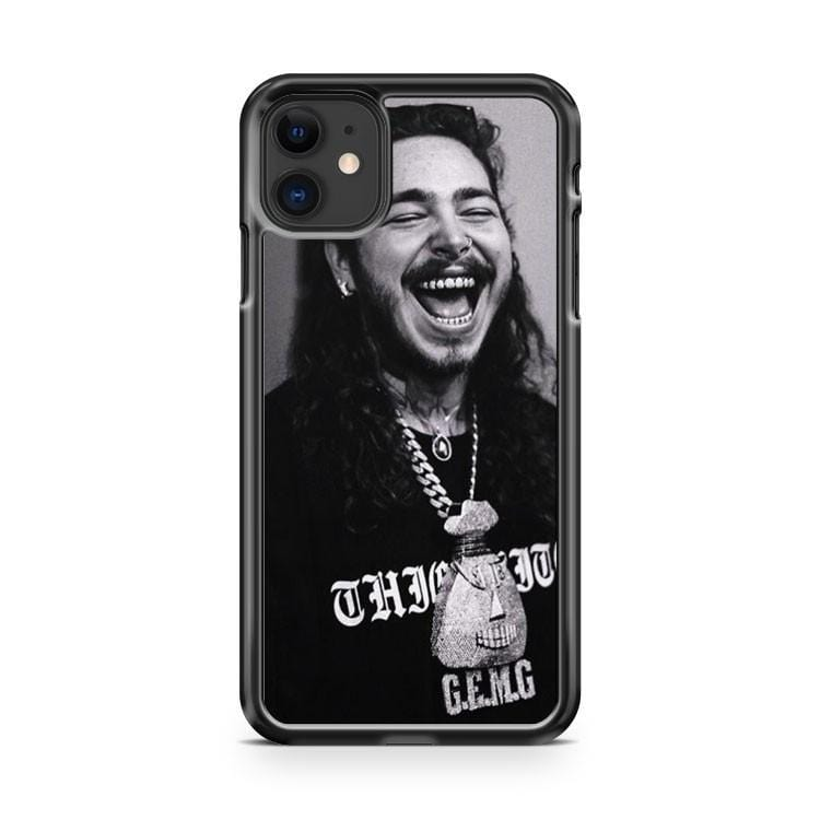 Post Malone 8 iPhone 11 Case Cover