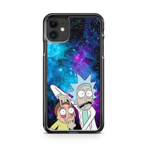 Rick And Morty 30 iPhone 11 Case Cover