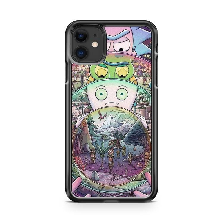 Rick And Morty 23 iPhone 11 Case Cover