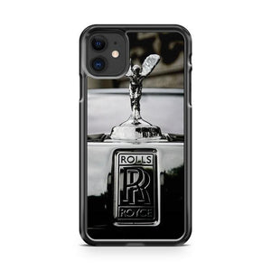 Rolls Royce Emblem Logo iPhone 11 Case Cover