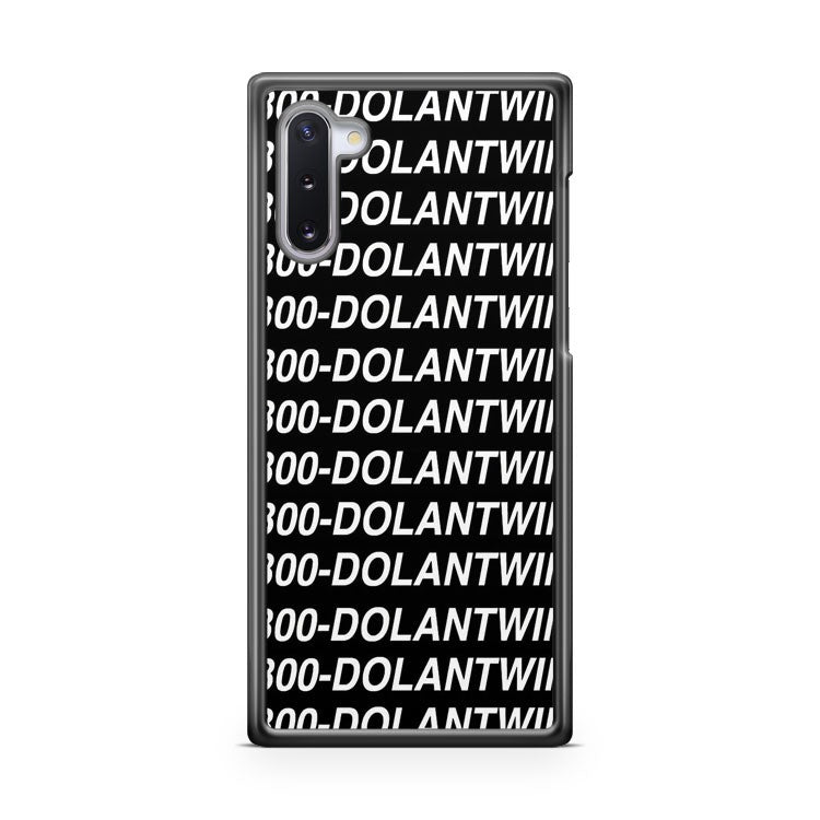 1 800 Dolan Twins 4 Life Samsung Galaxy Note 10 Lite Case Cover