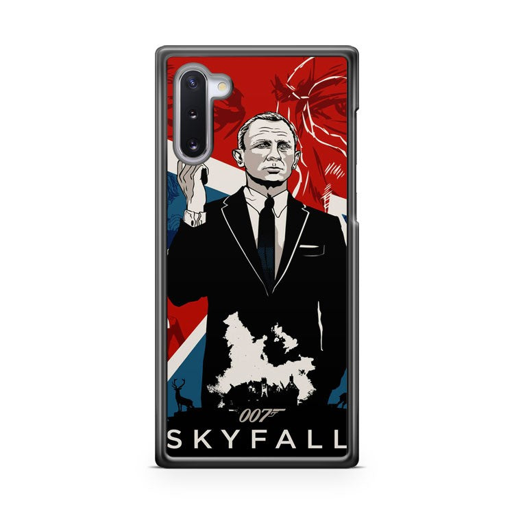 007 Skyfall Art Samsung Galaxy Note 10 Lite Case Cover