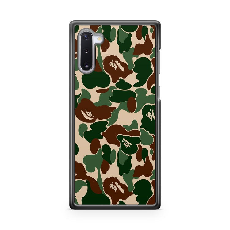 Bape Camo Samsung Galaxy Note 10 Lite Case Cover