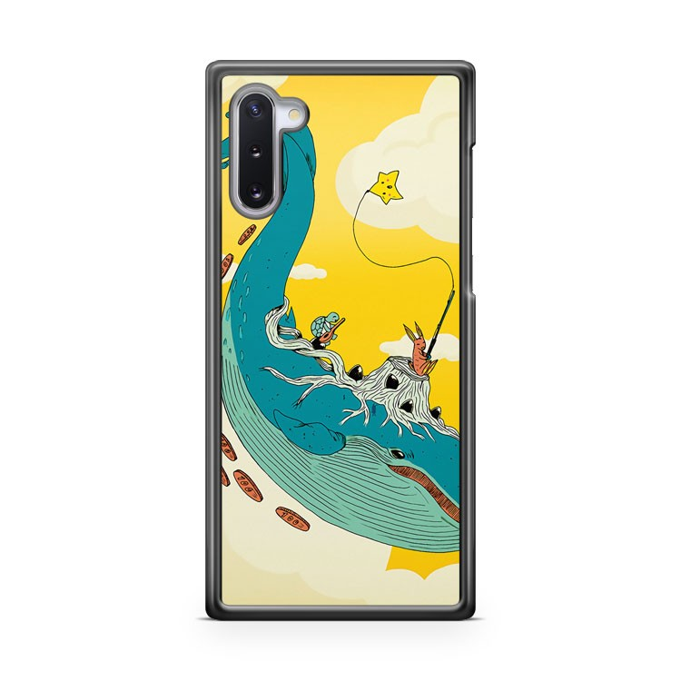 100 Leagues Samsung Galaxy Note 10 Lite Case Cover