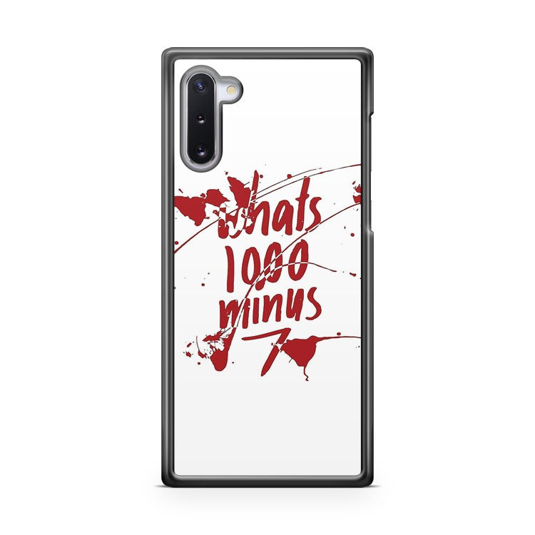 1000 7 Samsung Galaxy Note 10 Lite Case Cover