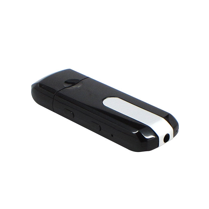 USB Flash Drive Spy Camera Angle View