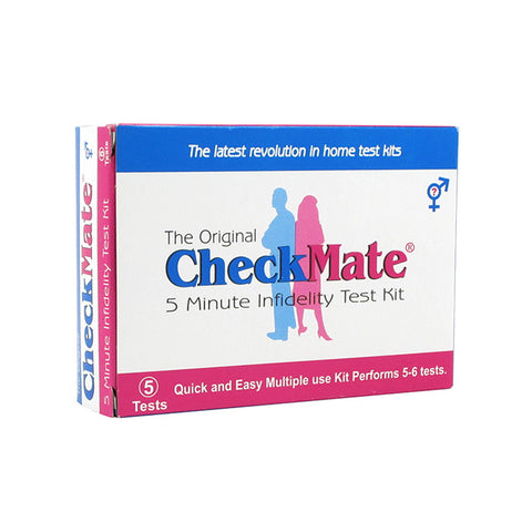 CheckMate Semen Detection Kit Front View