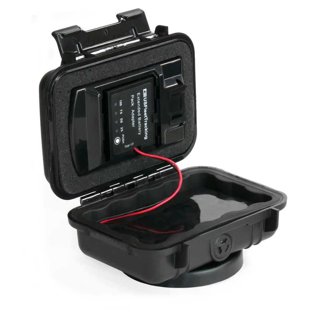 Outlander GPS Tracker with Extended Battery and Case
