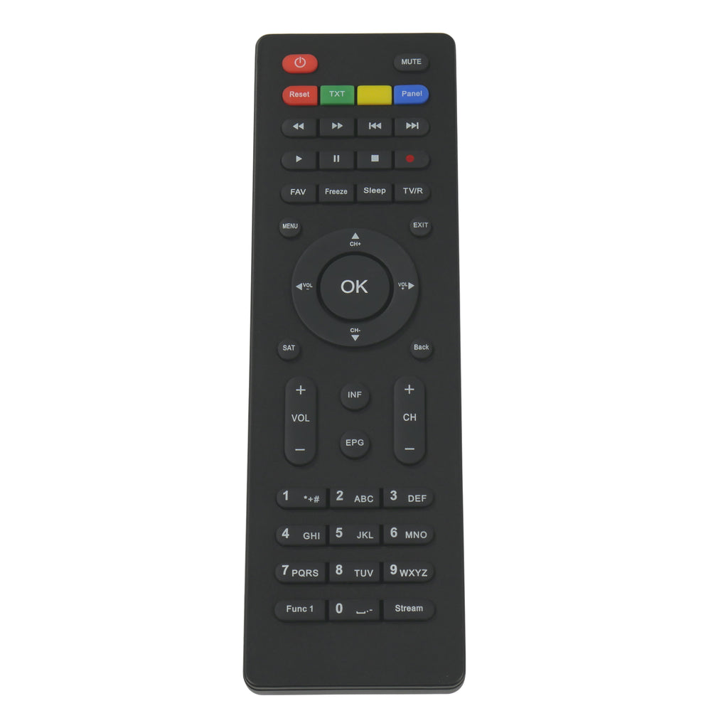 TV Remote Control Hidden Camera Front View