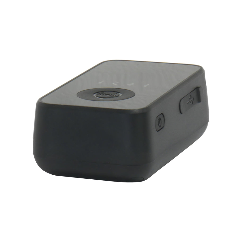 Outlander Real-Time GPS Tracker Side Angled View