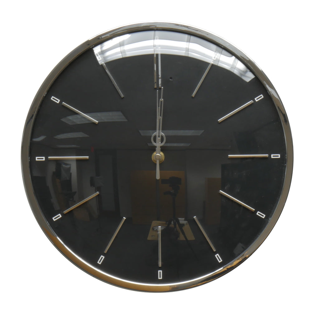 Wall Clock Camera Front View