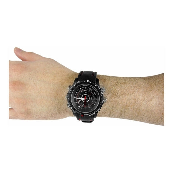 Spy Watch Covert Camera on Wrist