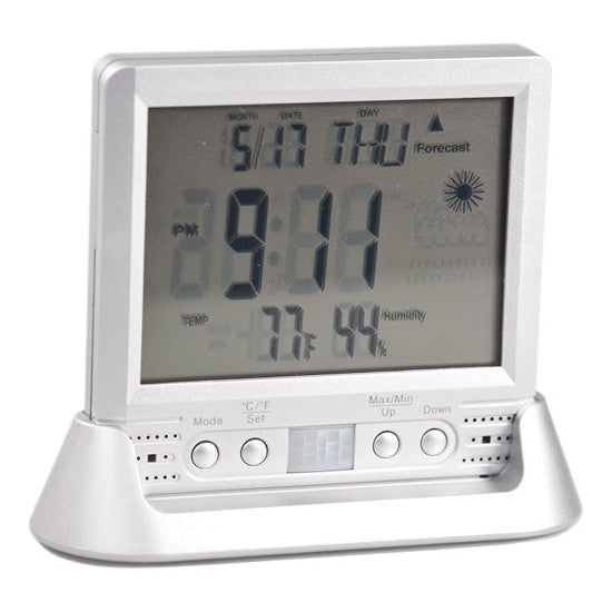 Weather & Thermostat Hidden Camera