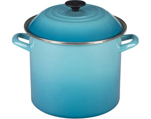 10qt Stockpot Caribbean - The Cook's Nook Website