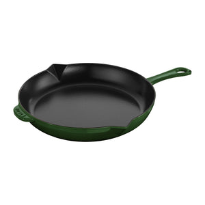 Staub Cast Iron 12-inch Fry Pan - The Cook's Nook Gourmet Kitchenware Store Tulsa OK