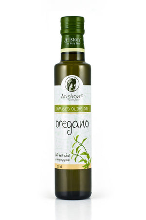 Ariston Oregano Infused Olive oil 8.45 fl oz - The Cook's Nook Gourmet Kitchenware Store Tulsa OK