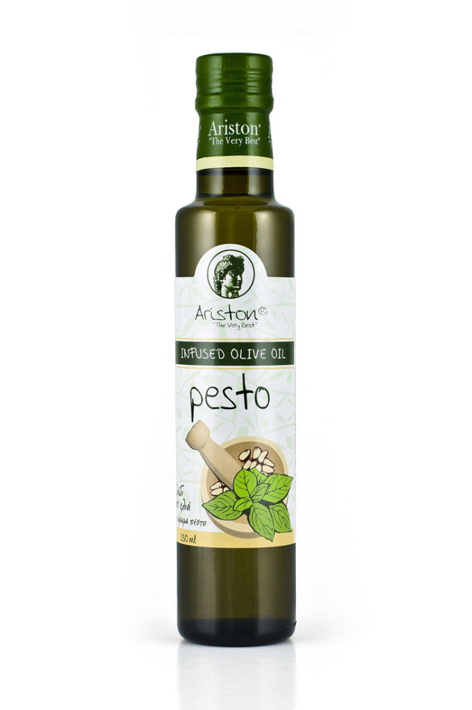 Ariston Pesto Infused Olive oil 8.45 fl oz