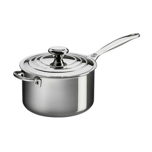 4qt Stainless Steel Saucepan - The Cook's Nook Website