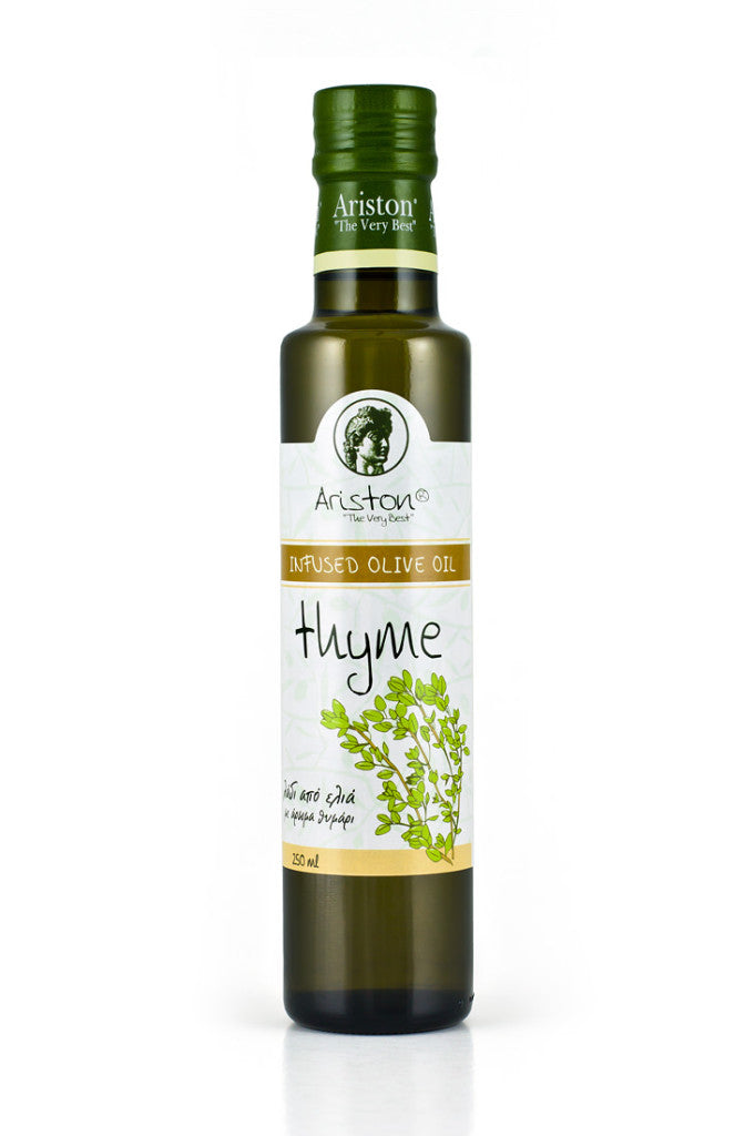 Ariston Thyme Infused Olive oil 8.45 fl oz