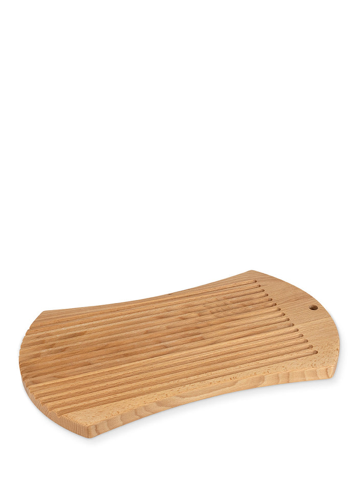 Bread & Grooves Cutting Board