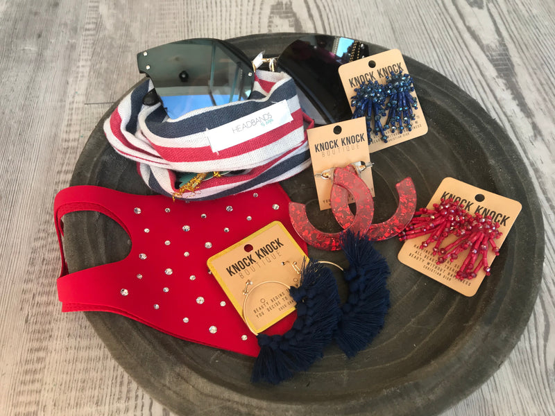 Happy Fourth From Knock Knock Boutique!